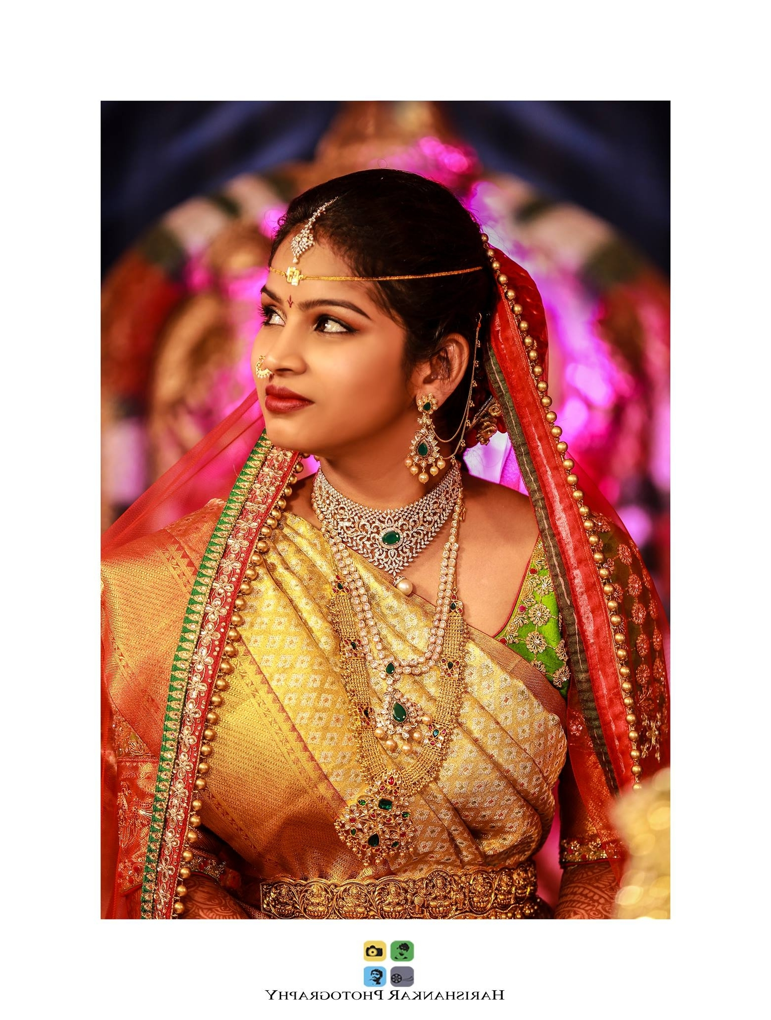 Latest South Indian Tamil Bridal Wedding Hairstyles With Classy Hairstyle For Bride South Indian Wedding With Additional (View 9 of 15)