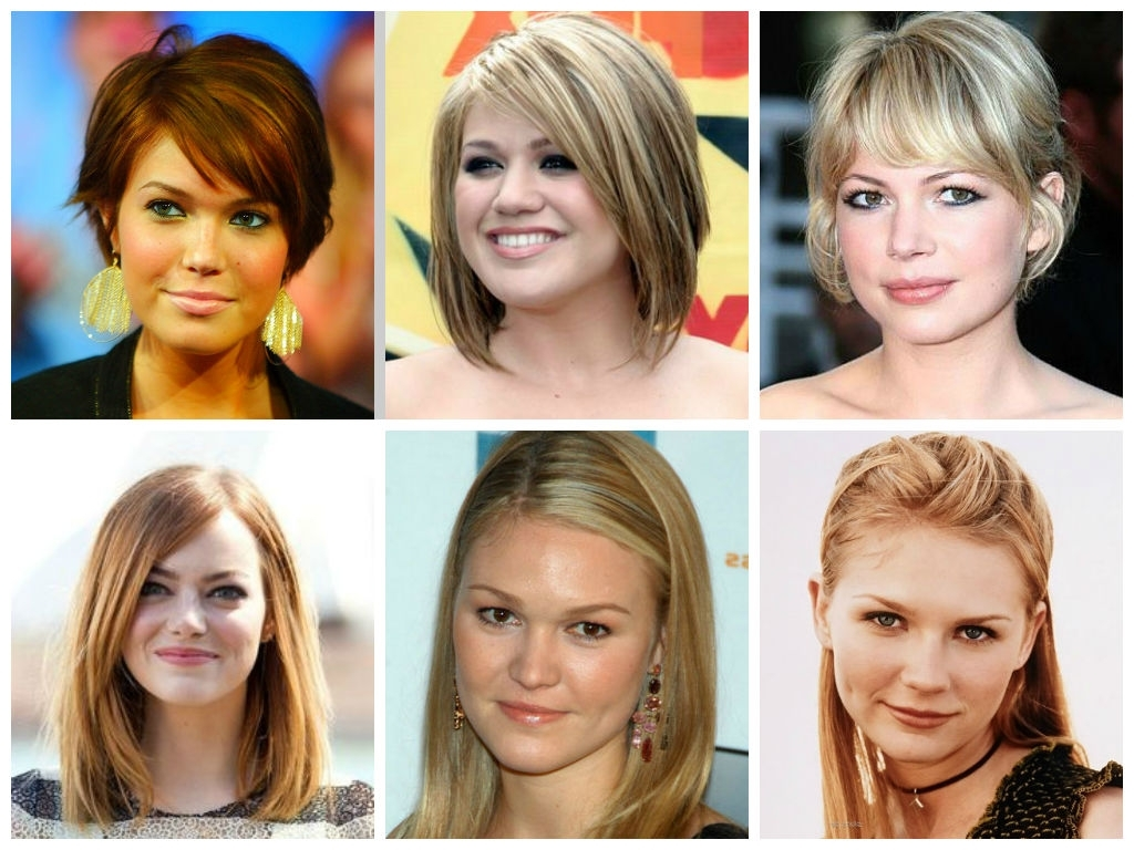Latest Wedding Hairstyles To Make Face Thinner Pertaining To Wedding Hairstyles For A Round Face Shape – Hair World Magazine (View 8 of 15)