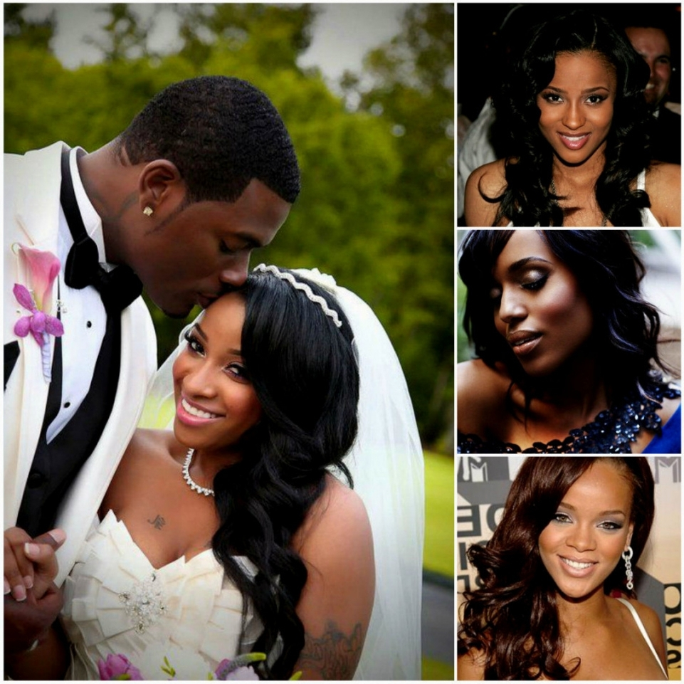 Latest With Regard To Trendy Wedding Hairstyles For Black Hair (View 13 of 15)