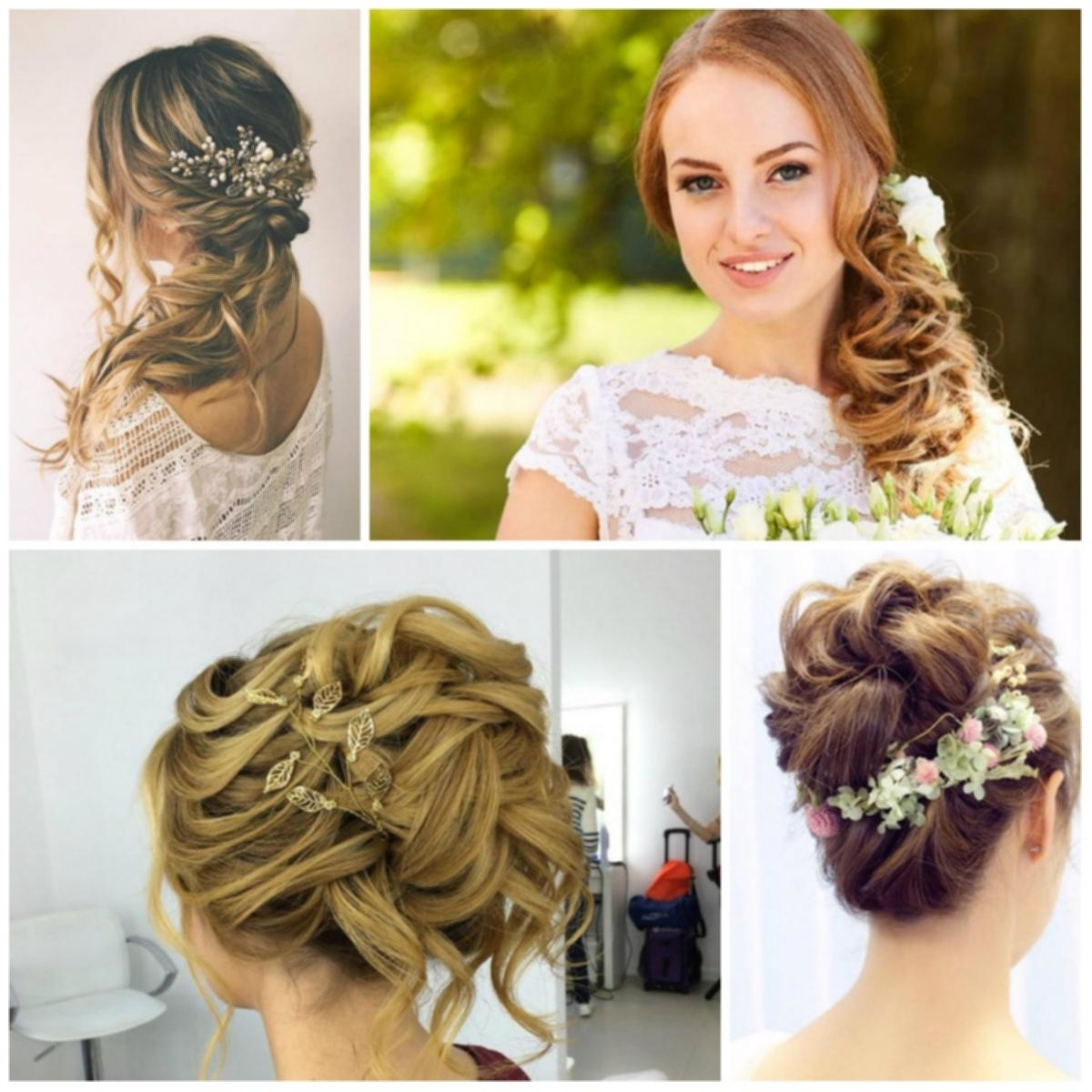 Layered Haircuts For Long Hair Gorgeous Wedding Hairstyles For Long Throughout Recent Wedding Hairstyles For Long Layered Hair (View 8 of 15)