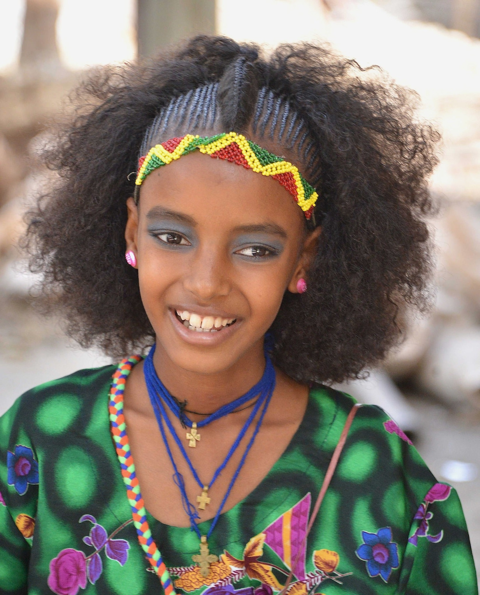 Luxury Ethiopian Wedding Hairstyles (View 11 of 15)