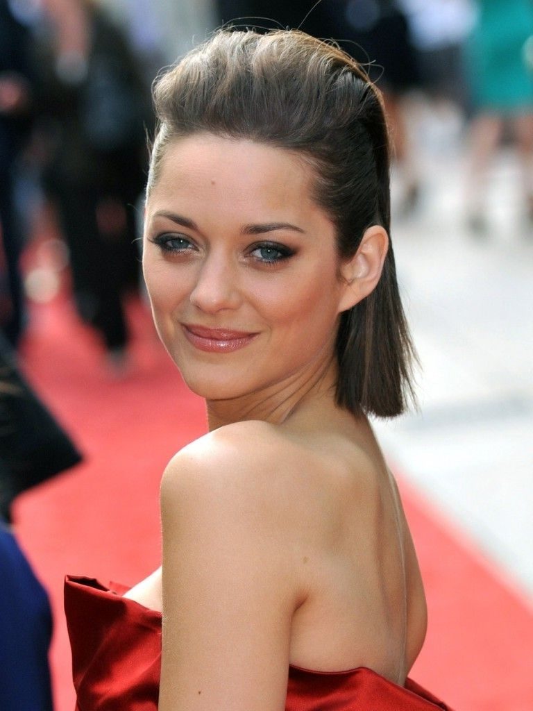 Marion Cotillard Quiff (View 9 of 15)