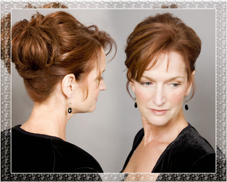 Medium Hair (View 8 of 15)