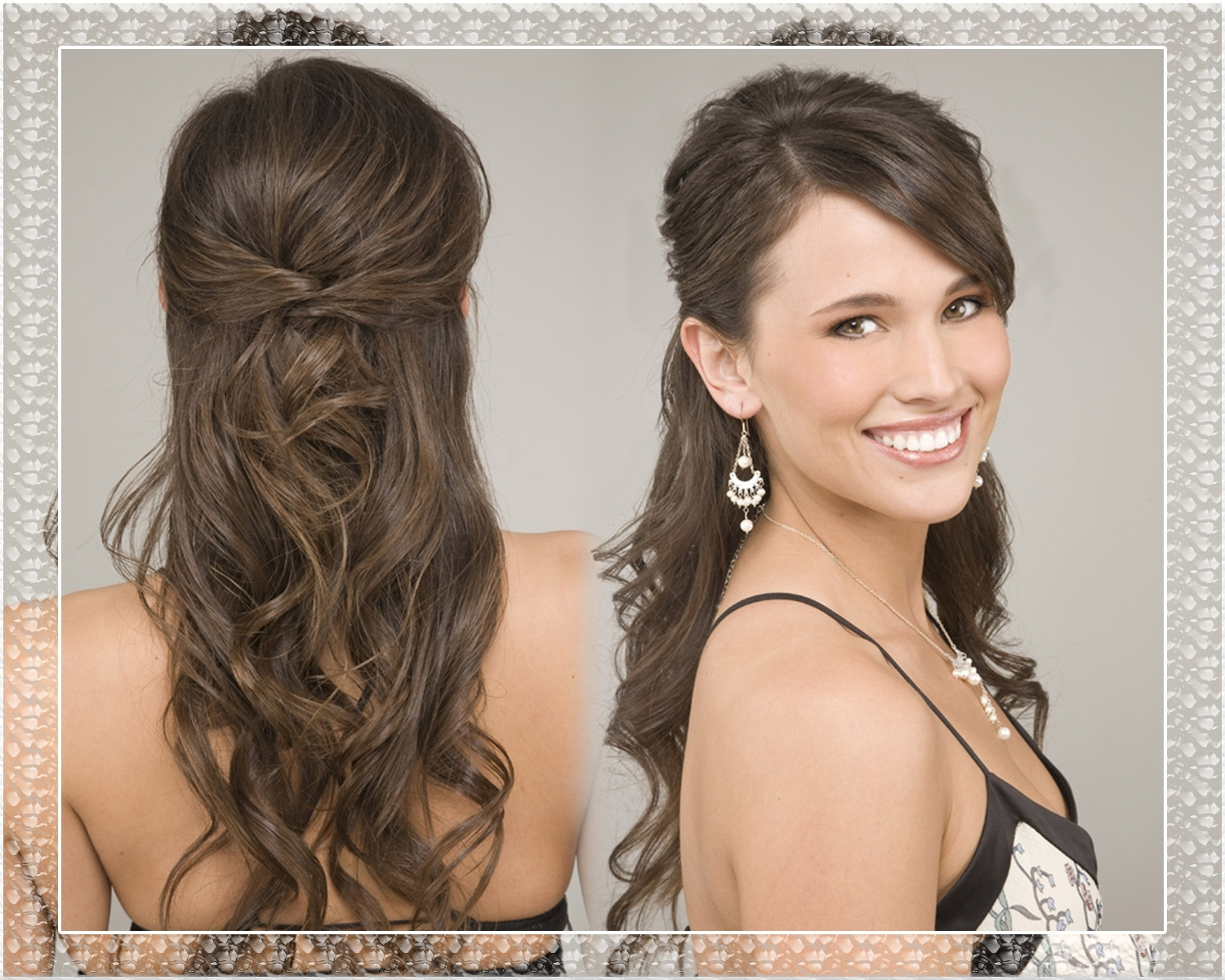 Medium Hair Styles Ideas – 2695 Throughout Famous Wedding Hairstyles Like A Princess (View 11 of 15)