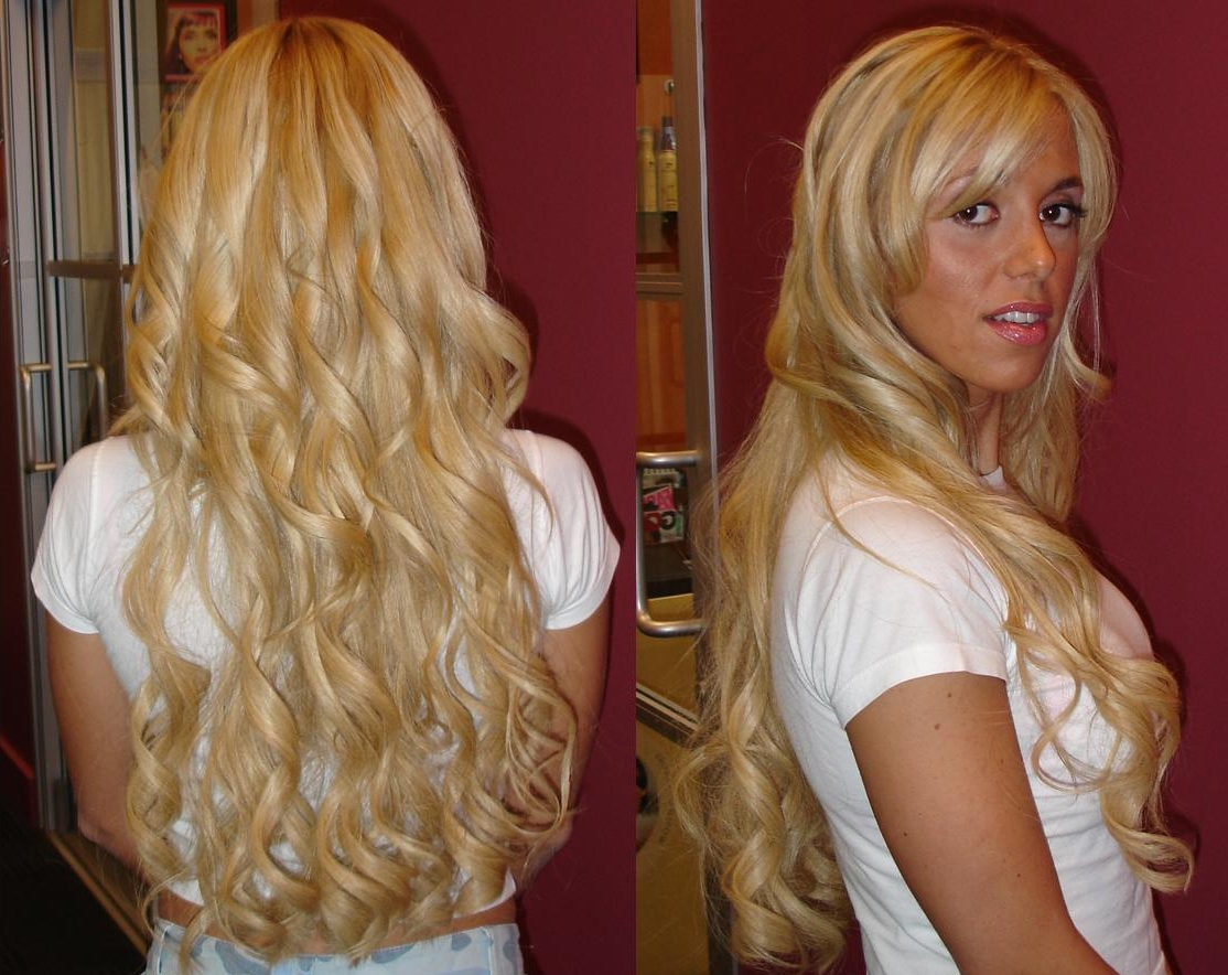 Medium Hair Styles Ideas – 44439 In Well Known Wedding Hairstyles For Long Hair Extensions (View 12 of 15)