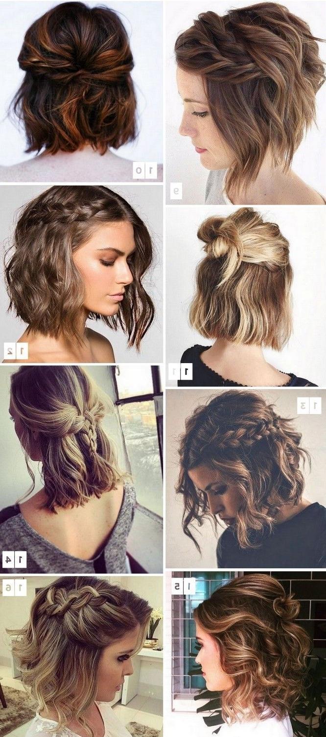 Medium Length Hairs, Medium Pertaining To Most Recent Wedding Hairstyles For Medium Length Wavy Hair (View 4 of 15)