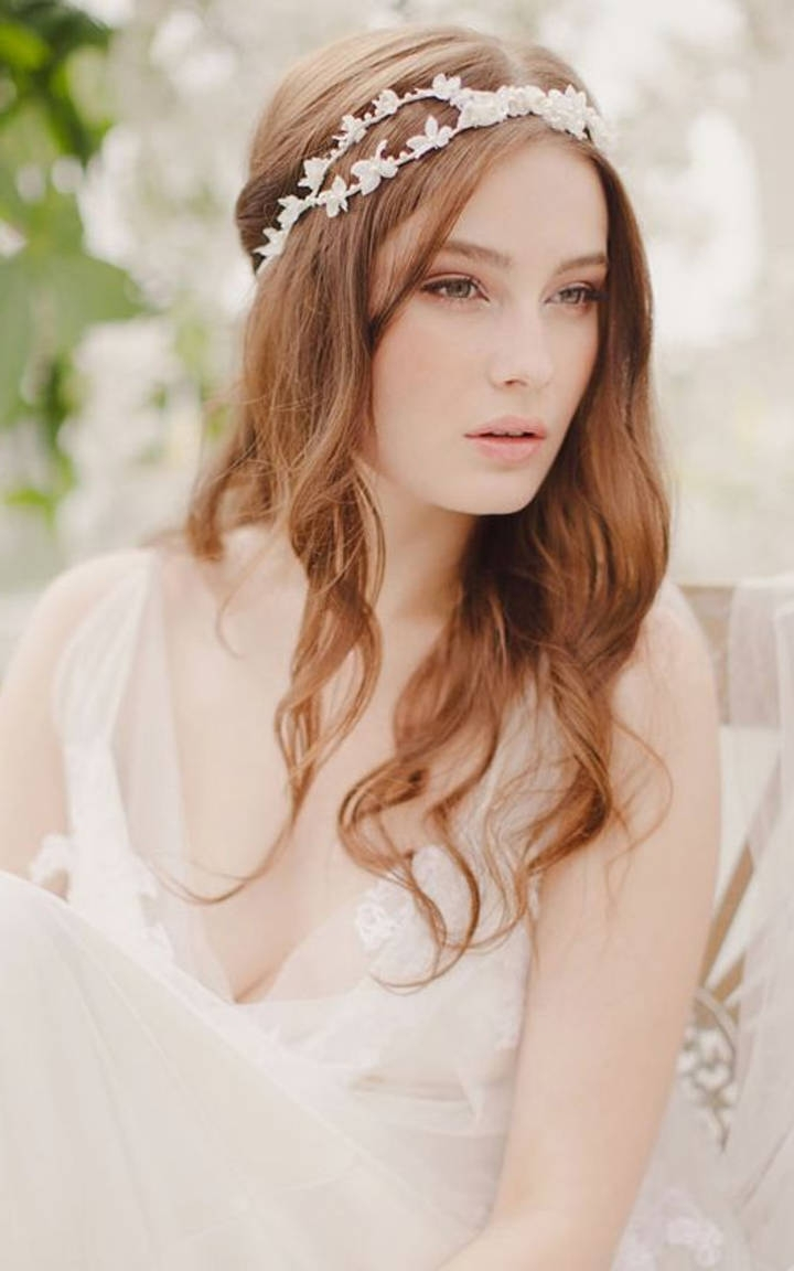 Modern Wedding Hairstyles With Favorite Modern Wedding Hairstyles (View 8 of 15)