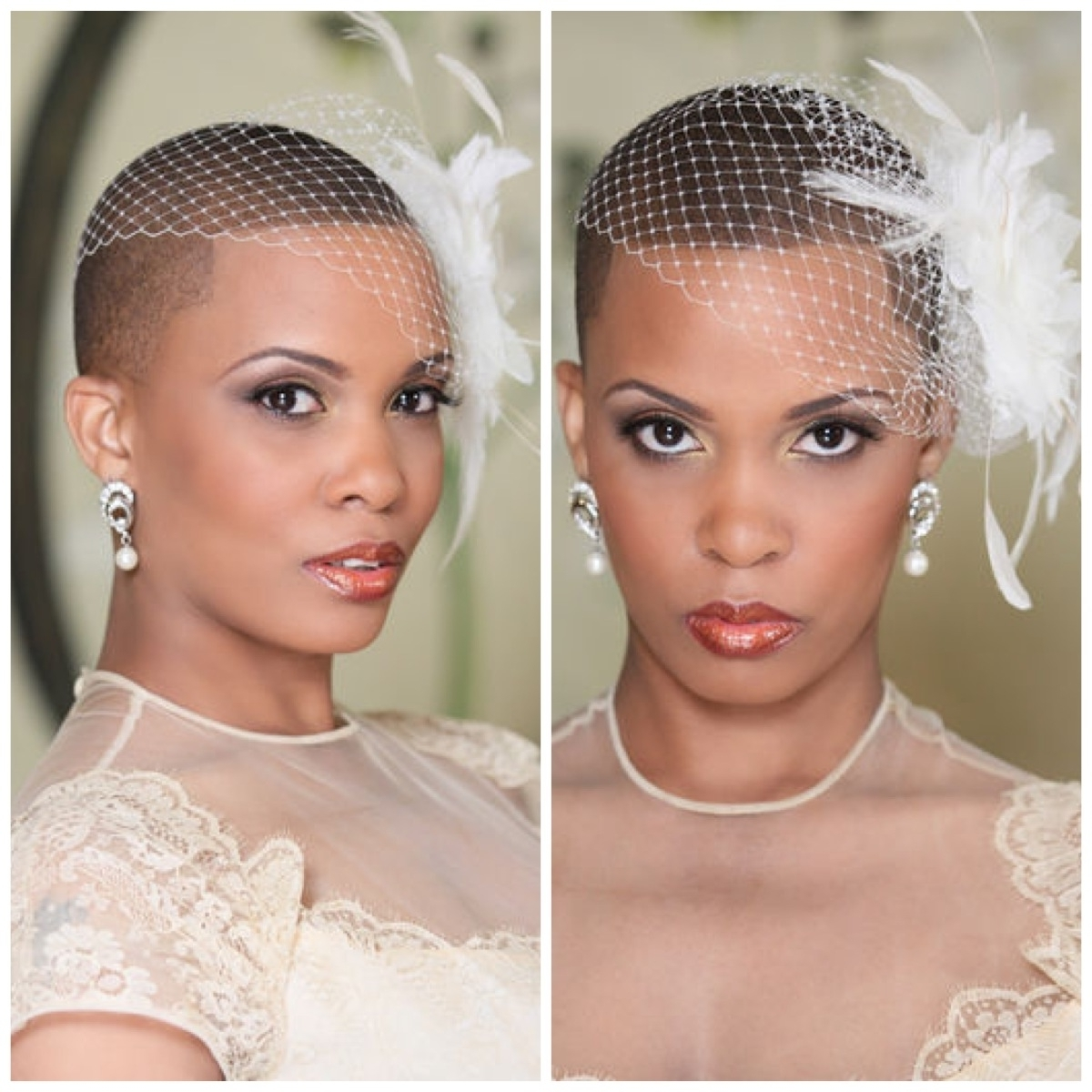 Featured Photo of Bridal Hairstyles For Short African Hair