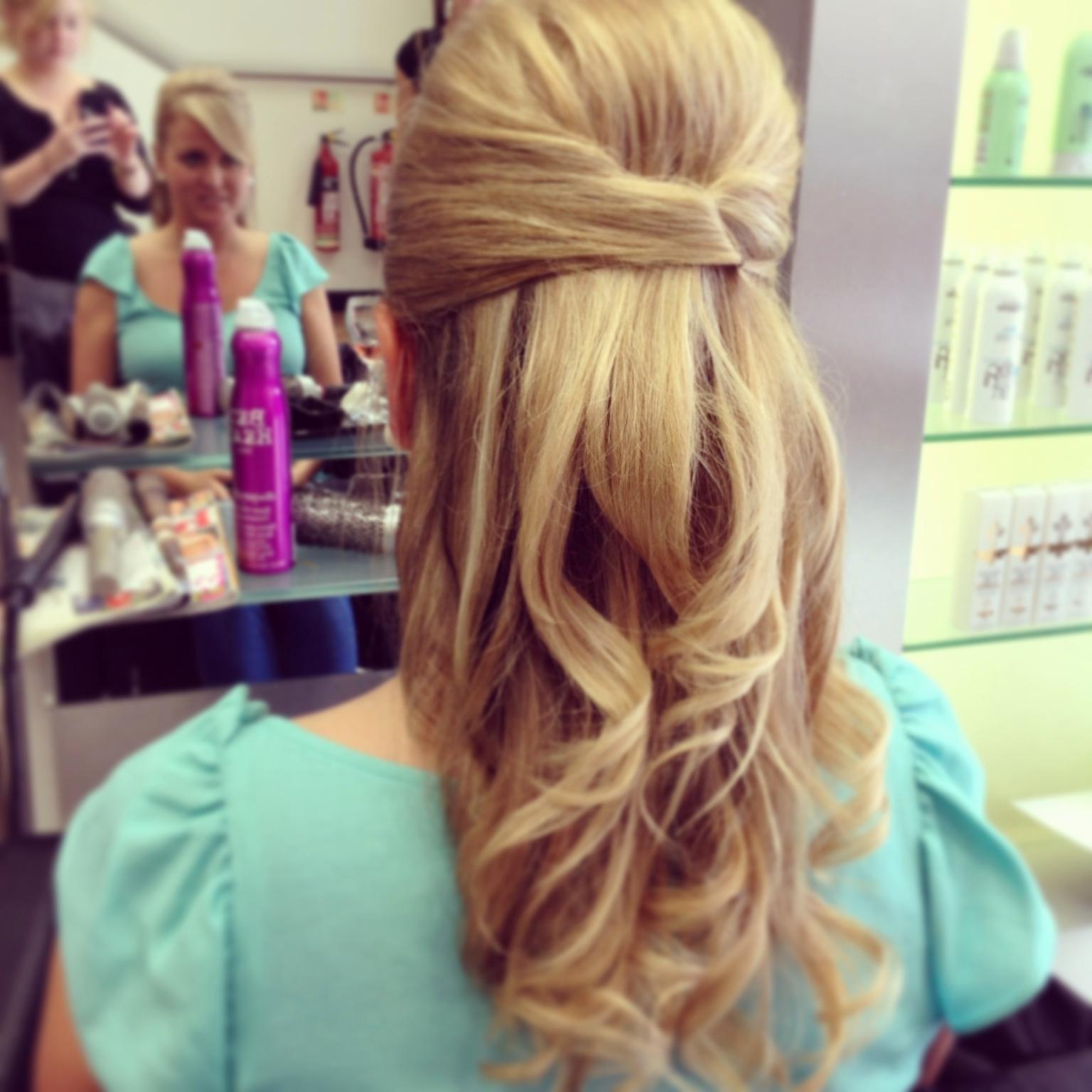 Most Current Half Up Half Down With Fringe Wedding Hairstyles Regarding Wedding Hair Half Up Half Down With Fringe Unique Wedding Hairstyles (View 9 of 15)