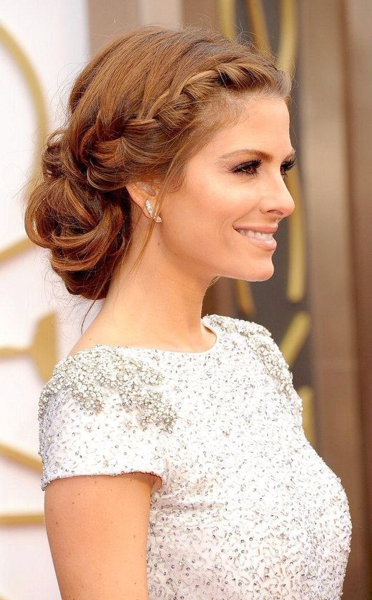 Most Current Maid Of Honor Wedding Hairstyles With Perfect Vintage Bridesmaid Hairstyles : Vintage Hair Trend (View 8 of 15)