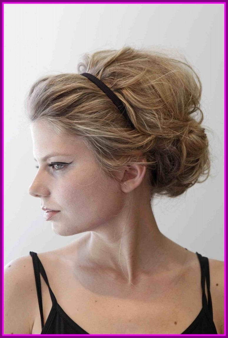 Most Current Modern Wedding Hairstyles For Bridesmaids Inside Marvelous Modern Wedding Hairstyles For The Big River Image (View 5 of 15)