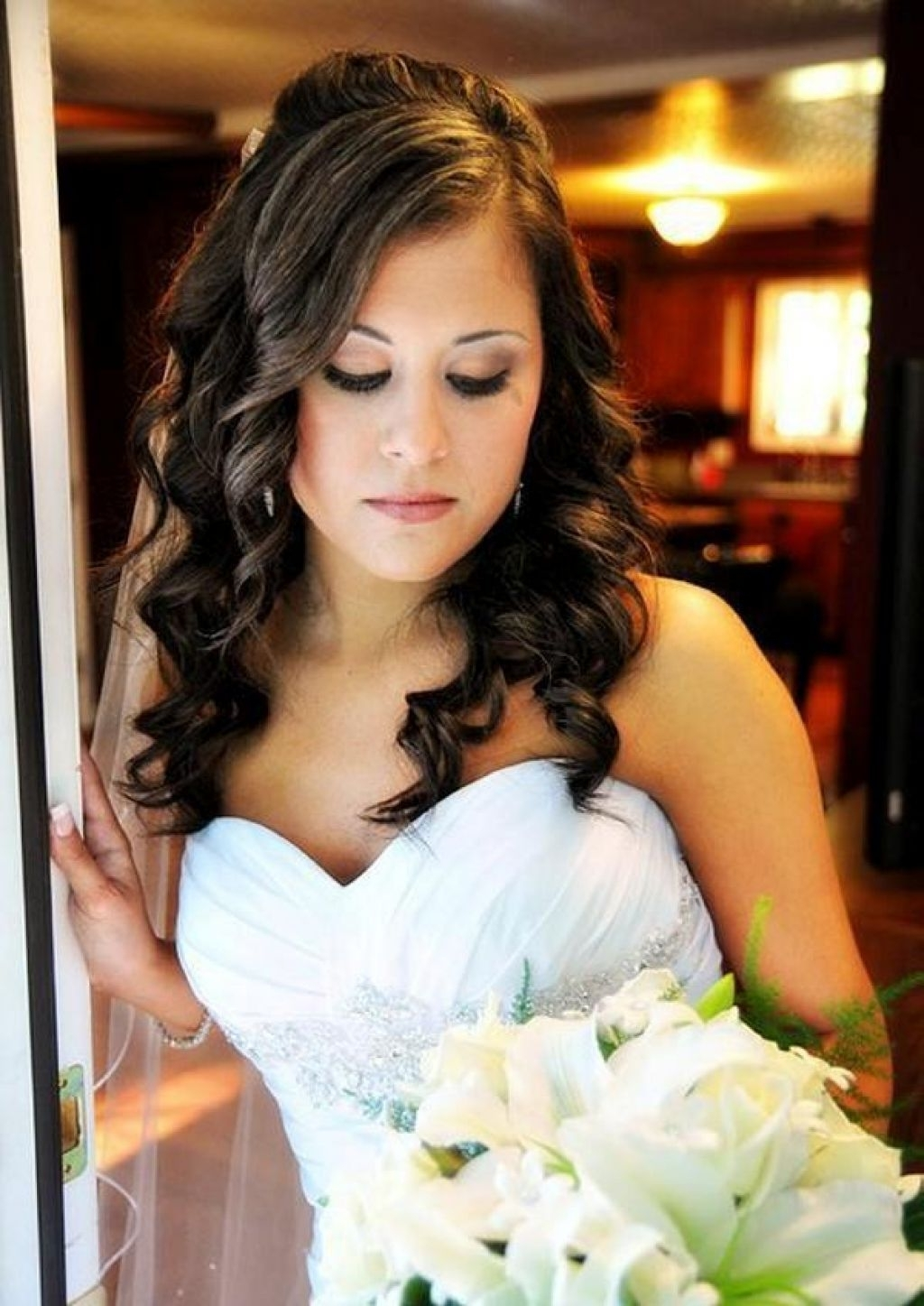 Most Current Wedding Hairstyles For Long Hair With Round Face Regarding Prom And Wedding Hairstyles For Long Hair – Popular Long Hairstyle Idea (View 8 of 15)
