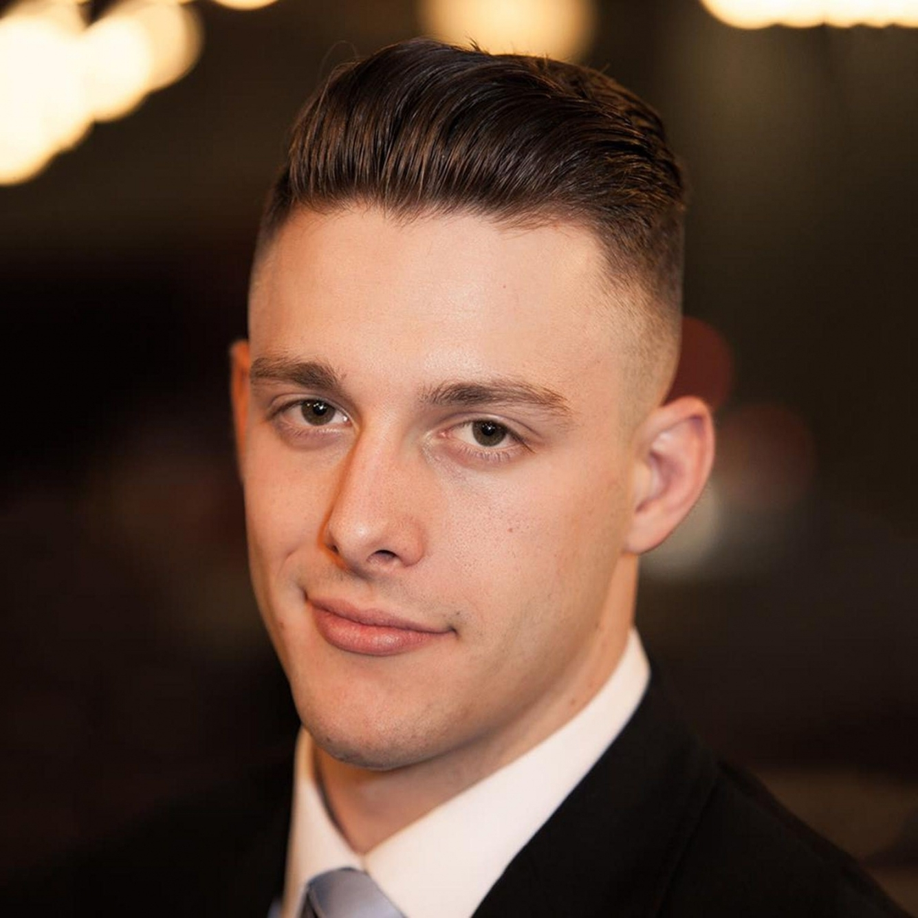 Most Current Wedding Hairstyles For Mens Regarding Wedding Hairstyles For Short Hair Men (View 5 of 15)