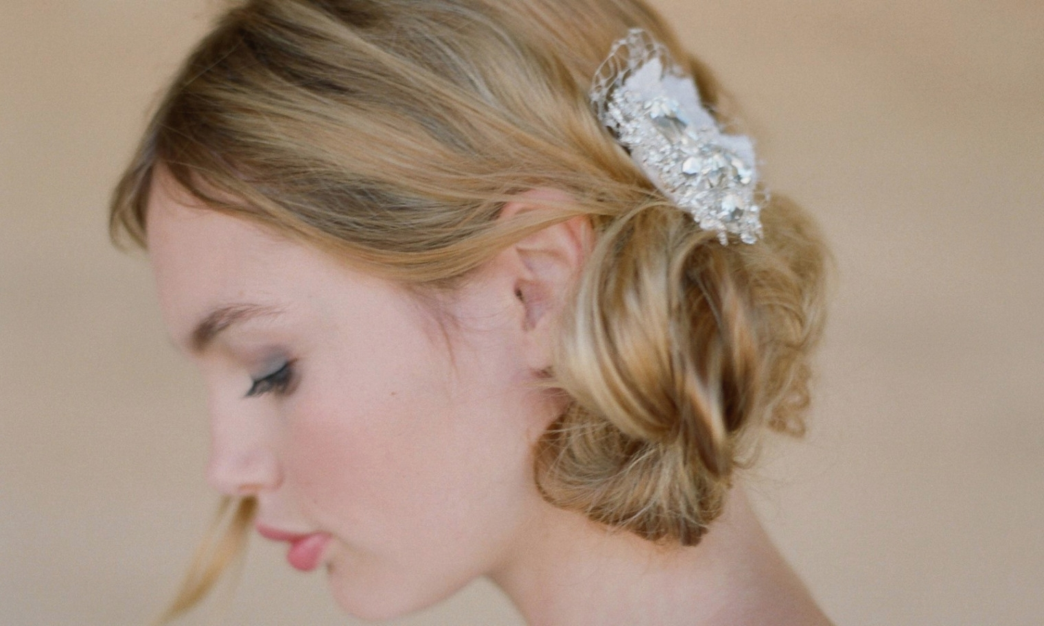 Most Current Wedding Hairstyles For Short Blonde Hair Inside Short Blonde Bob Wedding Hair – The Best Blonde Hair  (View 7 of 15)