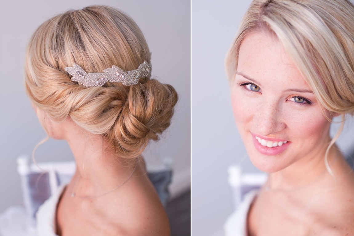Most Current Wedding Hairstyles Without Veil With Vintage Wedding Hairstyles – Hairstyle For Women & Man (View 6 of 15)