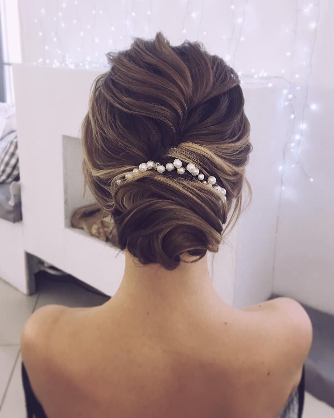 Most Popular Chignon Wedding Hairstyles Throughout Looking For Gorgeous Wedding Hairstyle? Classic Chignon, Textured (View 6 of 15)