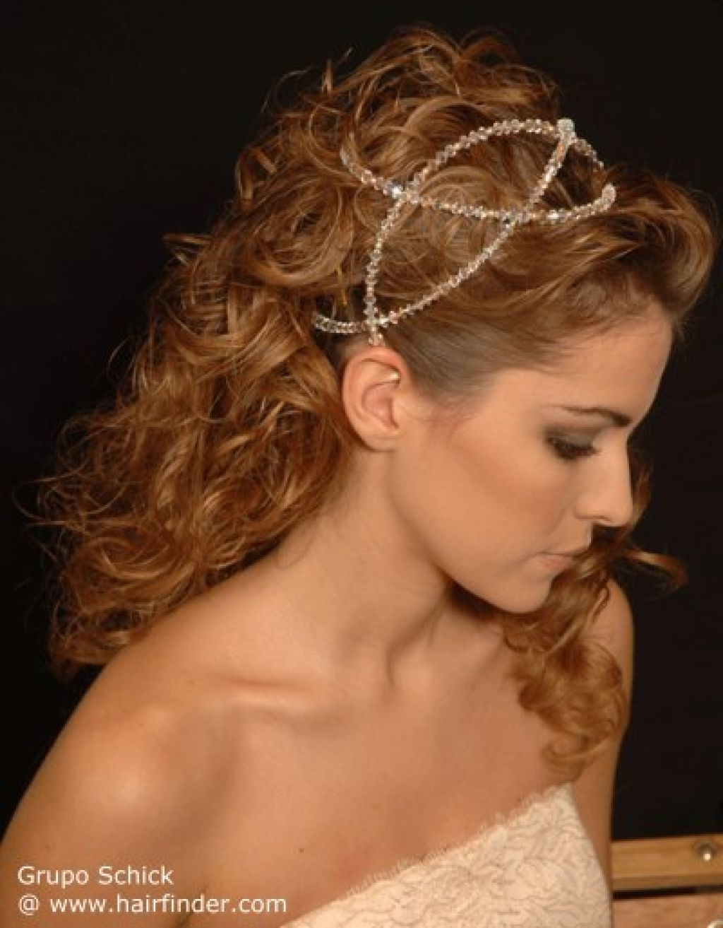 Most Popular Grecian Wedding Hairstyles For Long Hair Within Grecian Wedding Hair (View 3 of 15)
