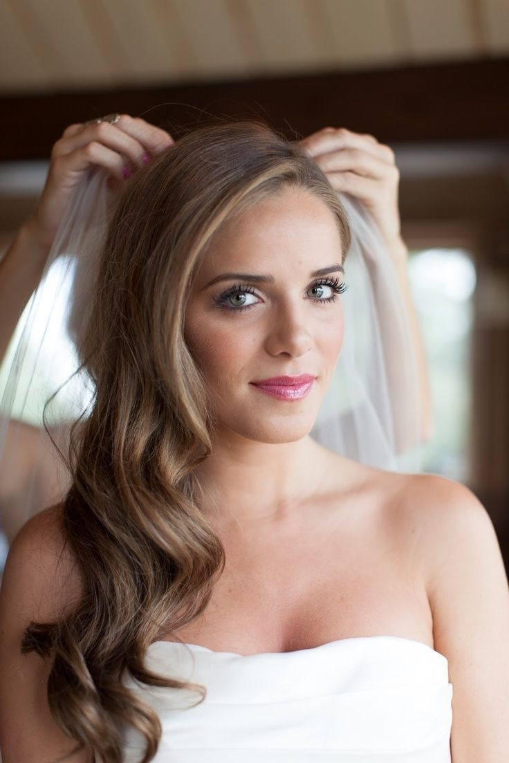 Most Popular Side Swept Wedding Hairstyles Throughout Side Swept Bridal Hair – Arabia Weddings (View 10 of 15)
