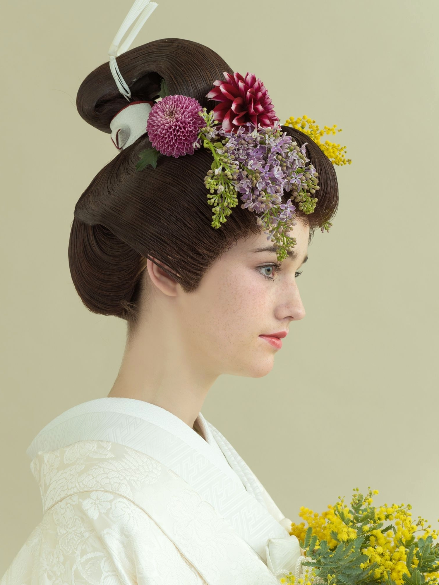 Most Recent Japanese Wedding Hairstyles In Japanese Wedding Hairstyles Sensational Å'œè£… Ç €Ç‰© ϼ Japanese (View 11 of 15)