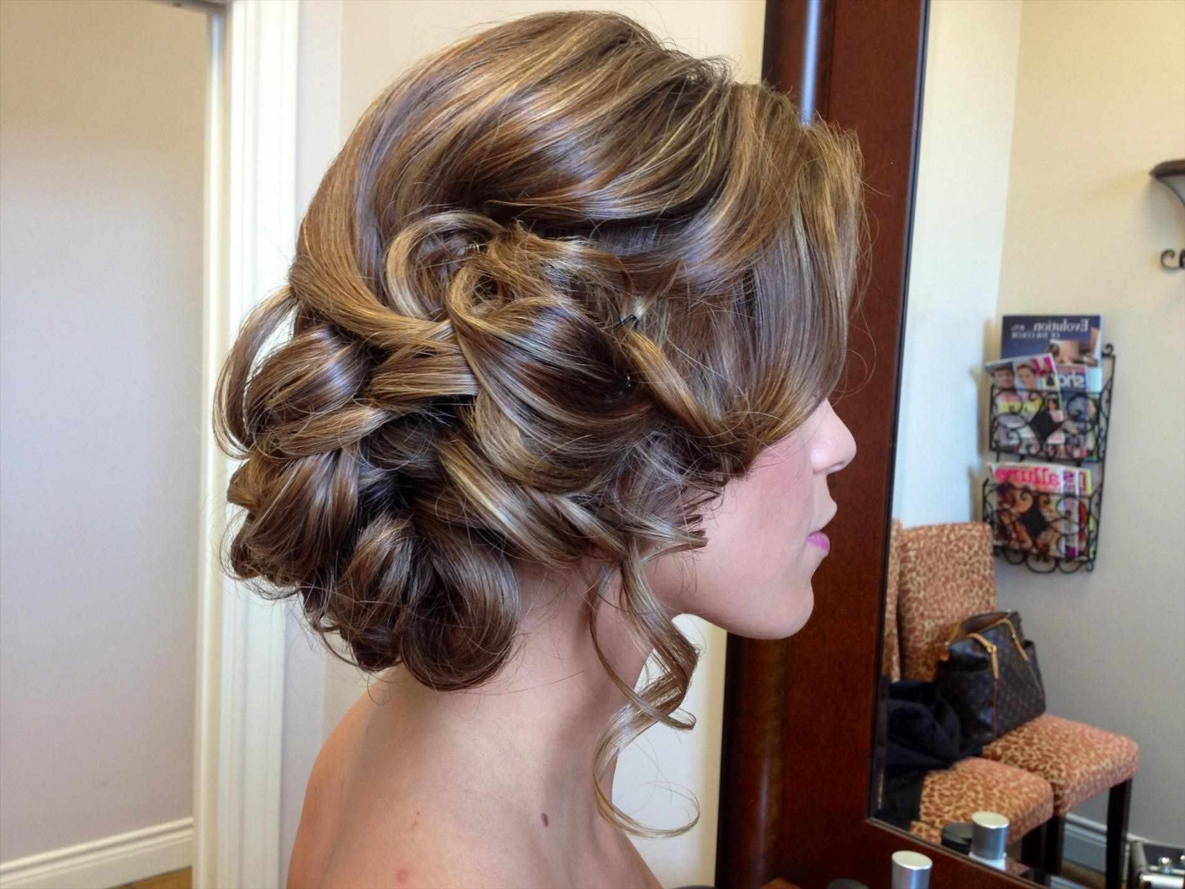 Most Recent Medium Length Hair Half Up Wedding Hairstyles Regarding Half Up Wedding Hairstyles Medium Length Hair Luxury Up Inspiration (View 5 of 15)