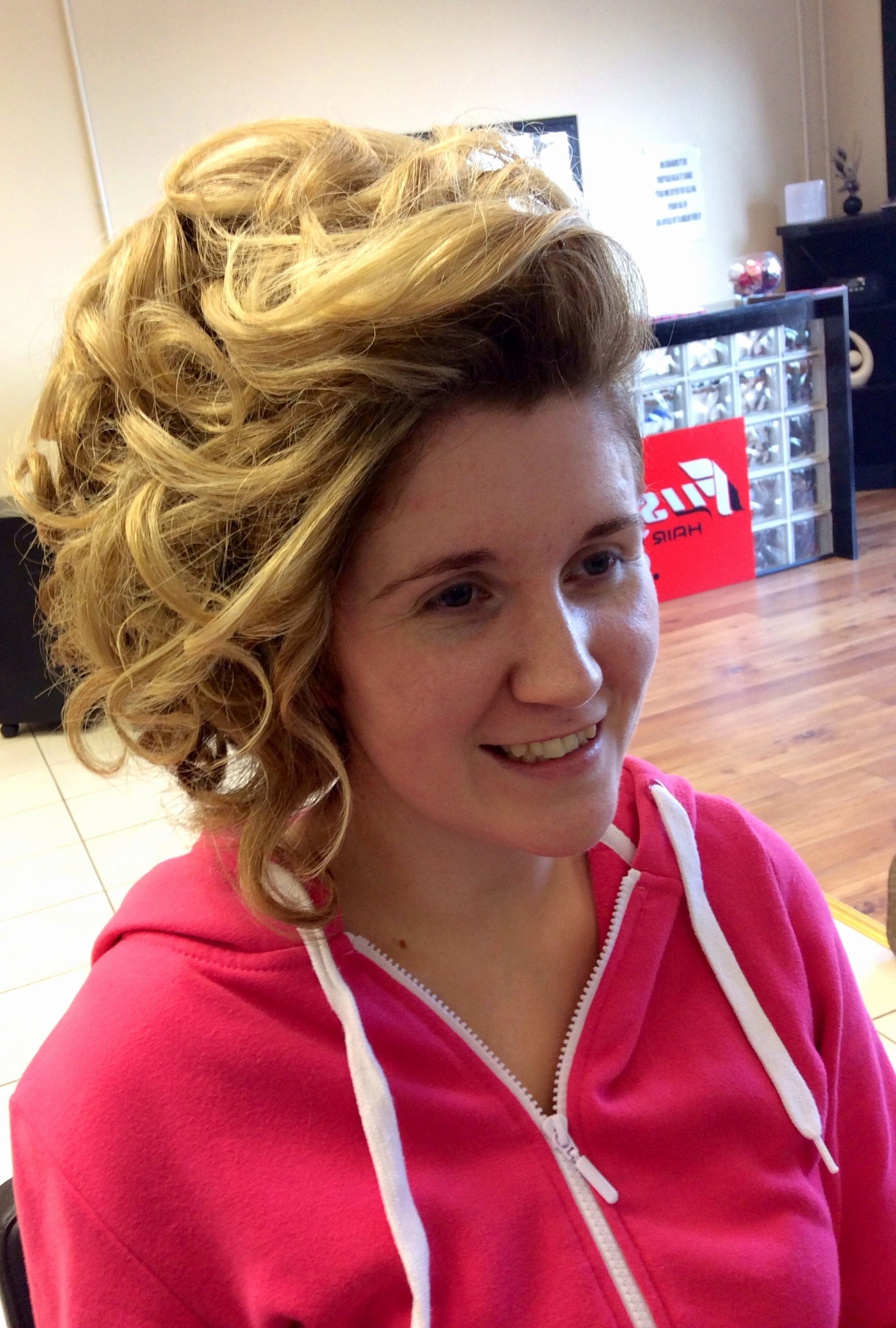 Most Recent One Side Up Wedding Hairstyles Pertaining To Wedding Hair One Side Up Inspirational ˜† Elegant Side Swept Curls (View 7 of 15)