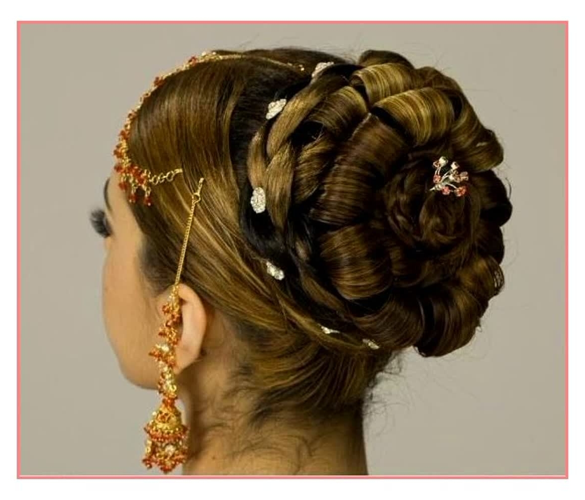 Most Recent Wedding Juda Hairstyles Regarding Best Ideas Juda Hairstyle For Wedding – Best Hairstyles For Women In (View 14 of 15)