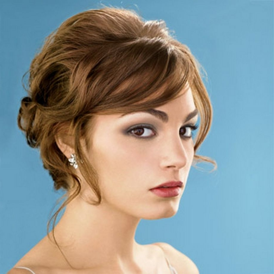 Most Recently Released Asian Bridal Hairstyles For Short Hair With Wedding Hairstyles For Short Hair (View 13 of 15)