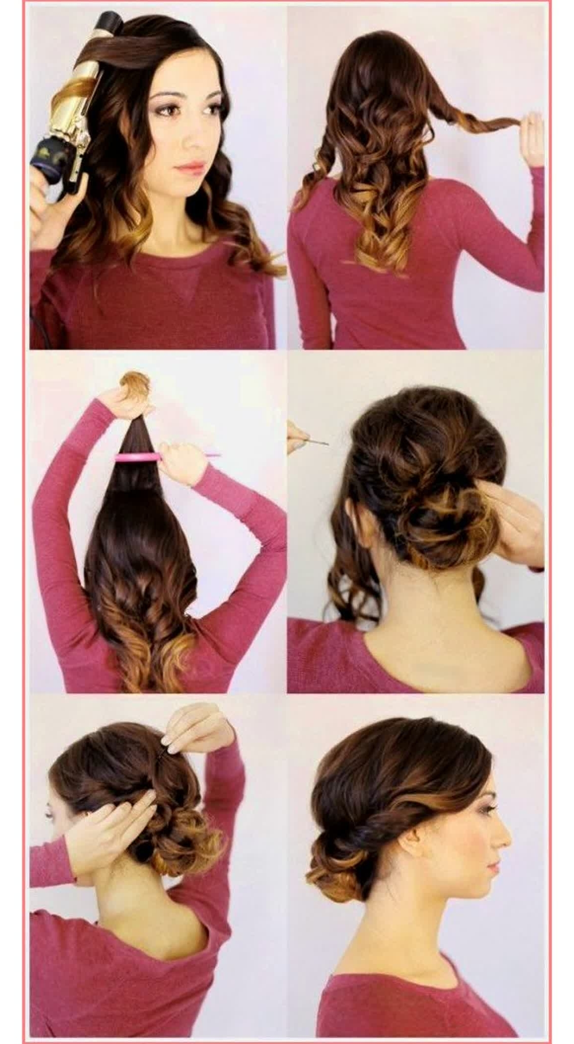 Most Recently Released Diy Wedding Guest Hairstyles With Brilliant Ideas Diy Wedding Guest Hairstyles For Long Hair – Best (View 2 of 15)