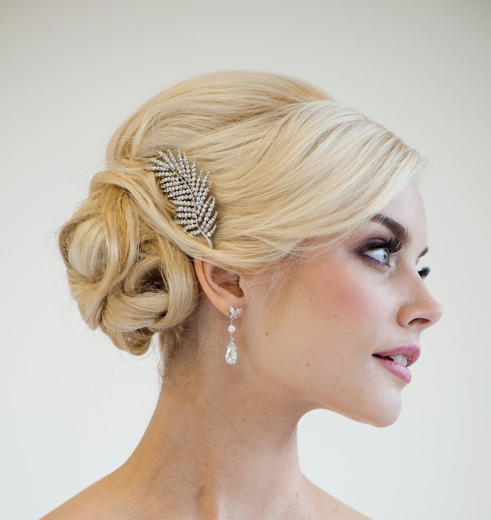 Most Recently Released Edmonton Wedding Hairstyles Regarding Wedding Hairstyles : Wedding Hairstyles With Accessories Photo And (View 11 of 15)