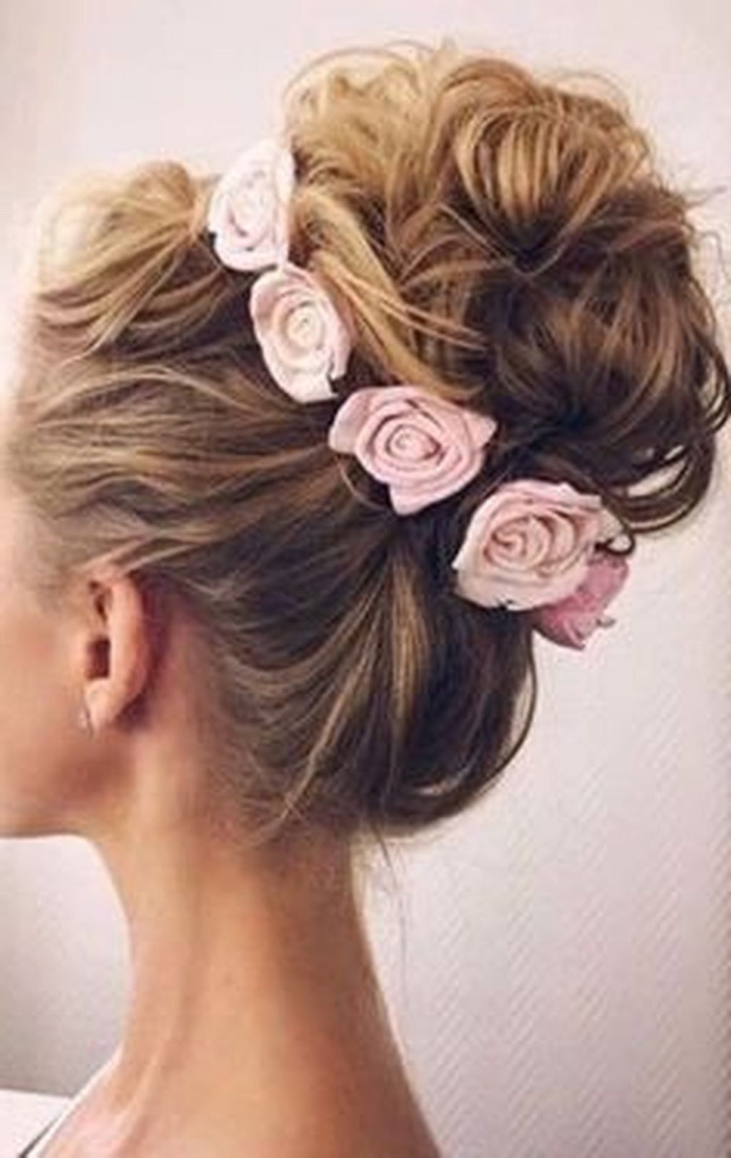 Most Recently Released Messy Wedding Hairstyles Within 51 Amazing Wedding Hairstyles For Medium Hair Ideas To Makes You (View 8 of 15)