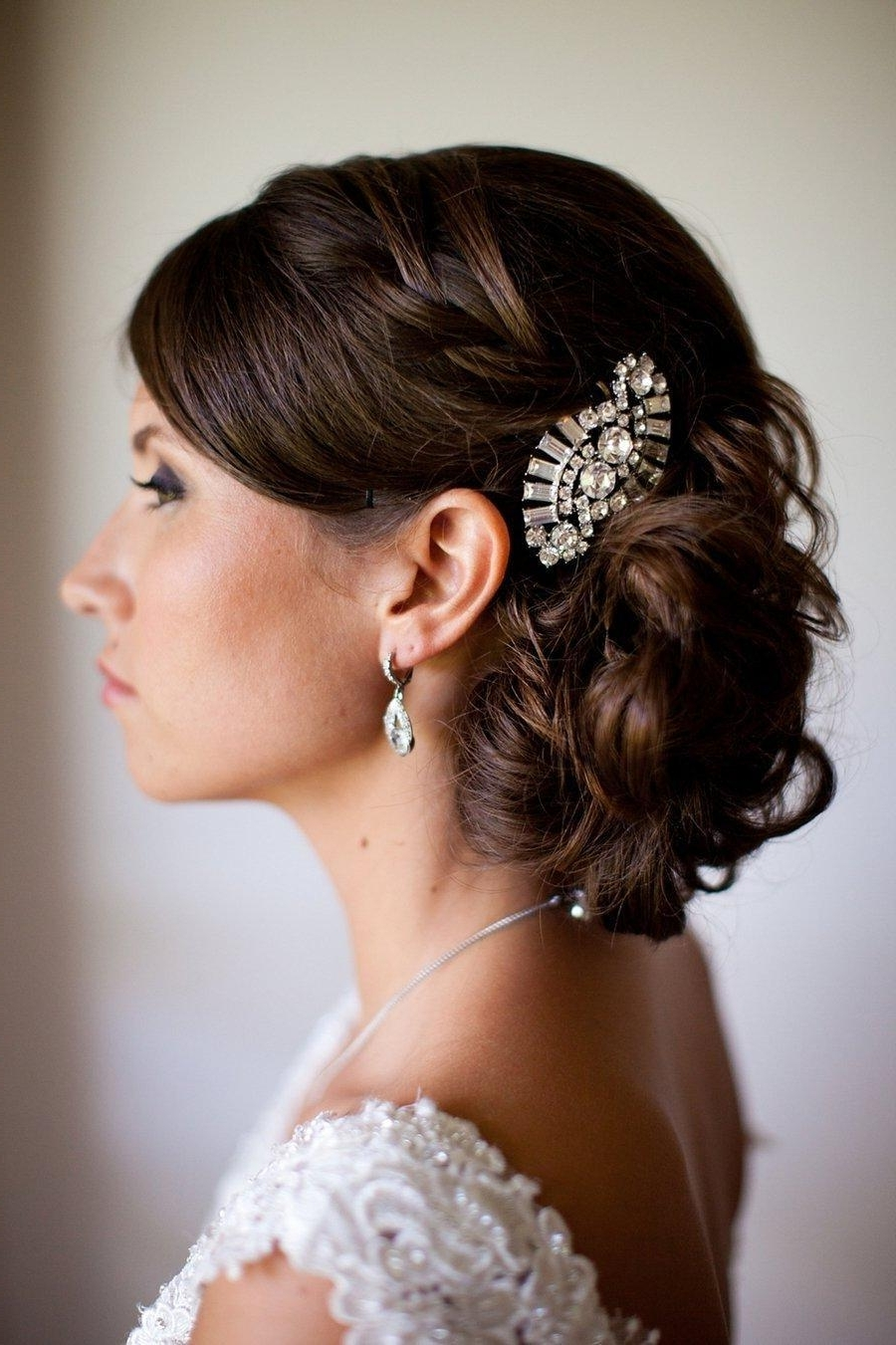 Most Recently Released Mother Of Groom Wedding Hairstyles In Hairstyles: Elegant Hair Buns Styles (View 7 of 15)