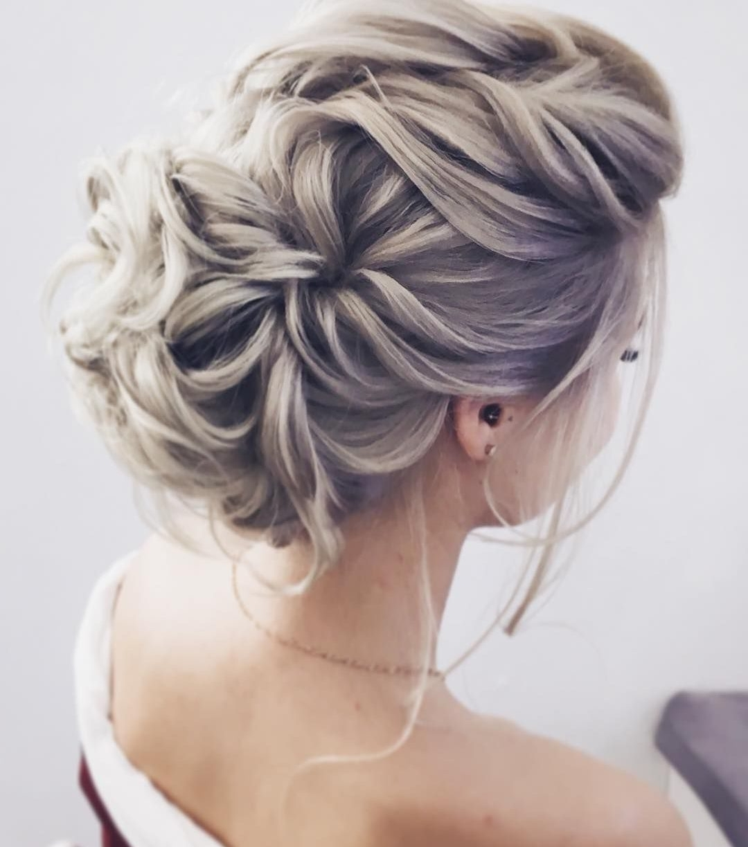 Most Recently Released Put Up Wedding Hairstyles For Up Hairstyles For Wedding Ideas Elegant Bridal Half Down With Braids (View 4 of 15)