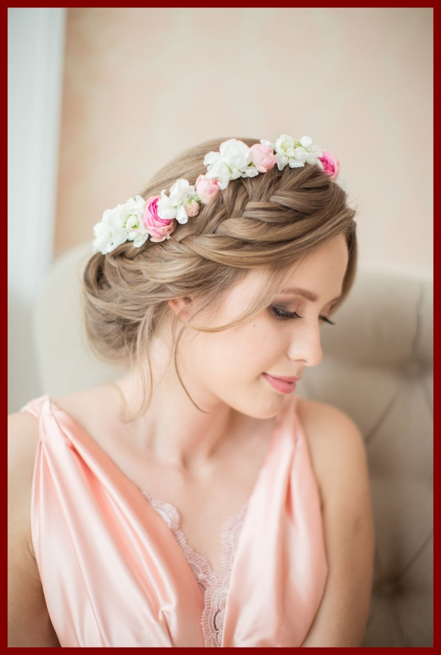 Most Recently Released Side Braid Wedding Hairstyles Throughout 23 Ideas Of Wedding Hairstyles Side Braids – Modern Wedding Hairstyles (View 15 of 15)