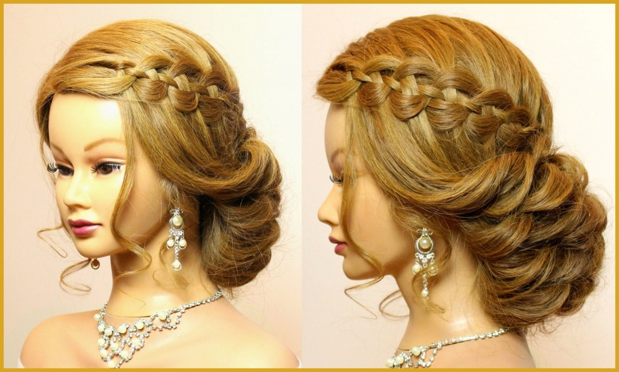 Most Recently Released Updos Wedding Hairstyles For Long Hair Throughout Fascinating Wedding Hairstyles Updos For Long Hair Image Of Concept (View 10 of 15)