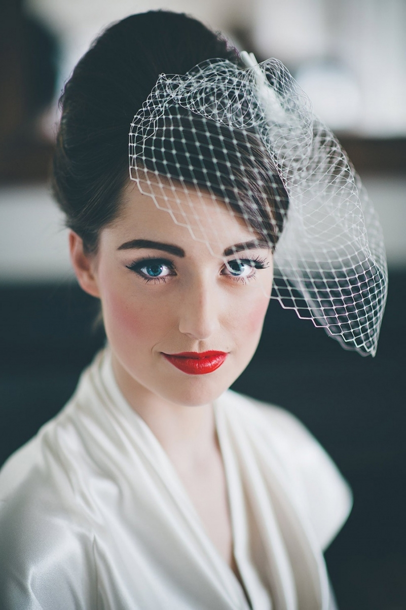 Most Recently Released Vintage Wedding Hairstyles Throughout 25 Classic And Beautiful Vintage Wedding Hairstyles – Haircuts (View 8 of 15)