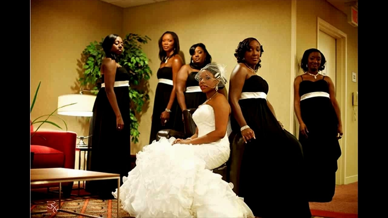 Most Recently Released Wedding Hairstyles For African American Bridesmaids Within Wedding Hairstyles For African American Bridesmaids The Best (View 6 of 15)