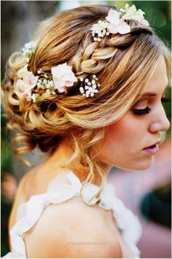 Most Recently Released Wedding Hairstyles For Medium Length Dark Hair In 22 Best Hairstyles For Medium Hair Images On Pinterest (View 9 of 15)