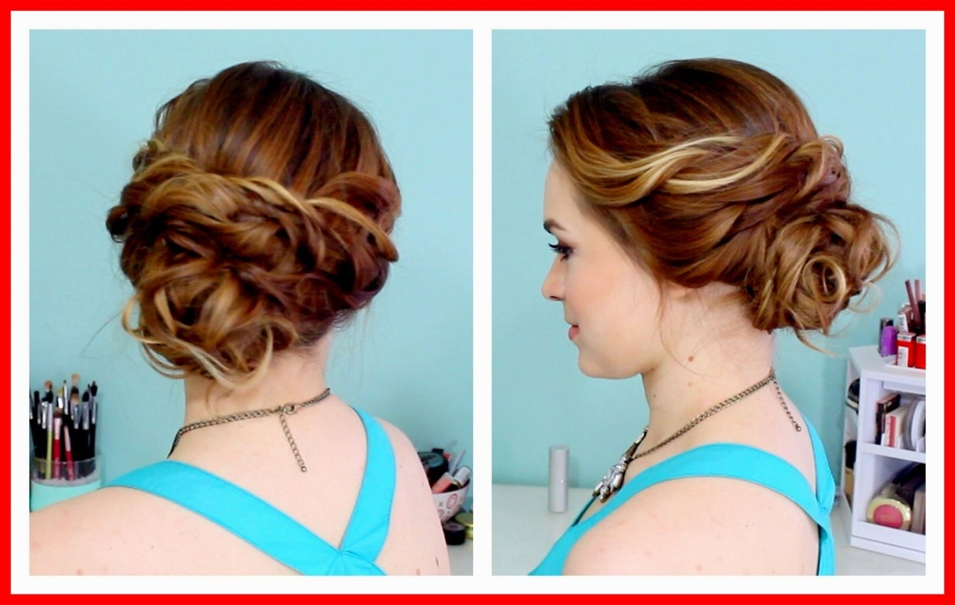 Most Up To Date Cute Easy Wedding Hairstyles For Long Hair With Regard To Inspiring Easy Wedding Hairstyles Long Hair Party Decoration Of For (View 12 of 15)