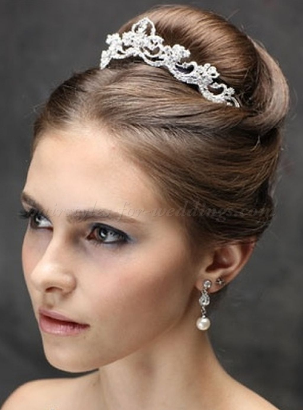 Most Up To Date High Bun Wedding Hairstyles With Wedding Hairstyles High Buns Ideas – New Wedding Design Ideas (View 10 of 15)