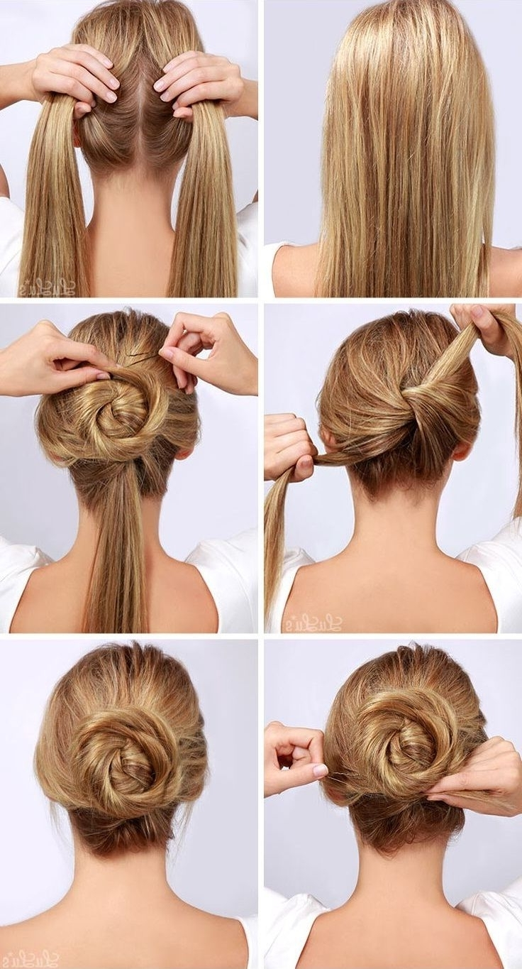 Most Up To Date Wedding Hairstyles That You Can Do At Home In 33 Best 의료정보 Images On Pinterest (View 7 of 15)