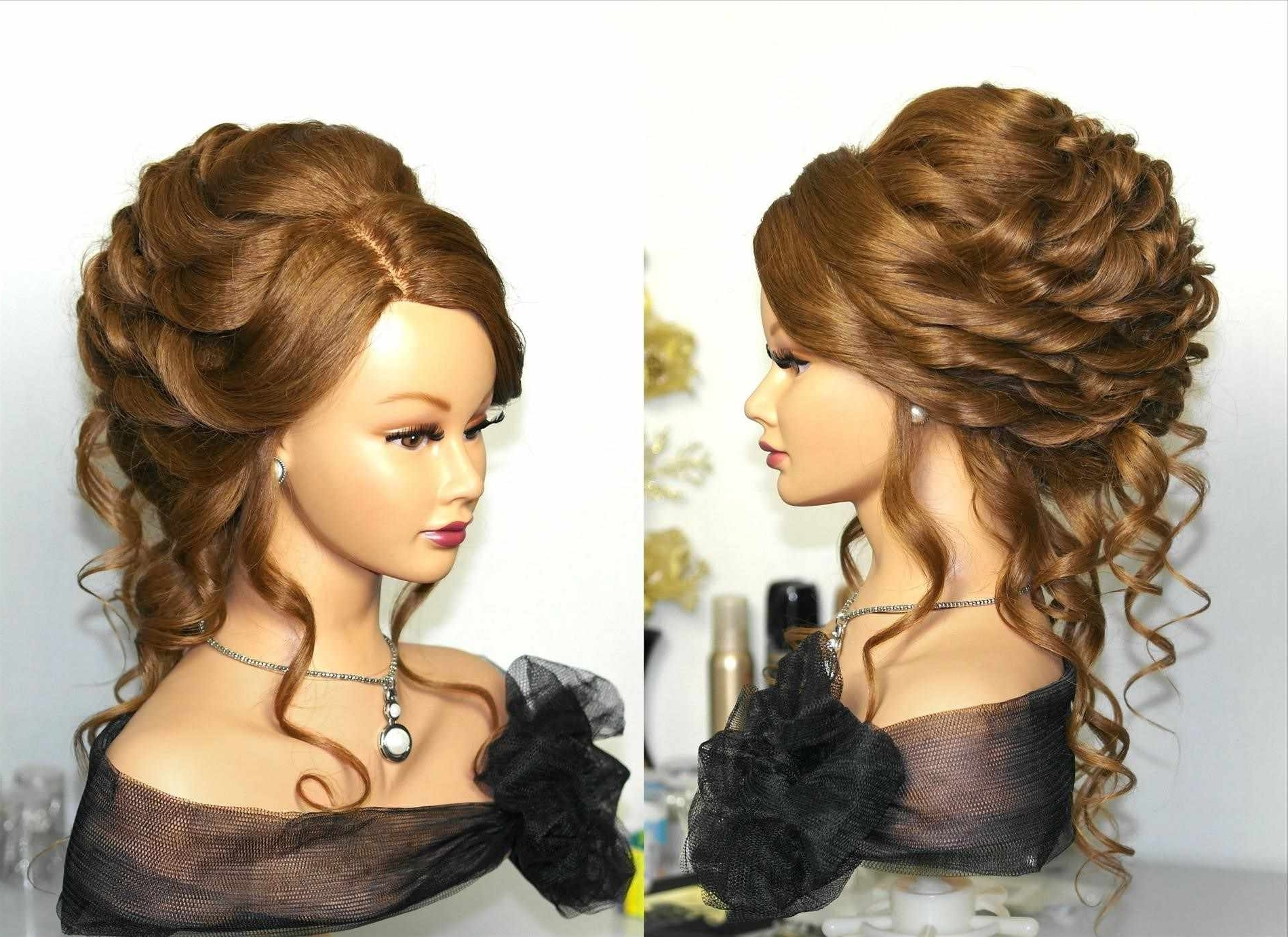 Most Wedding Hairstyle For Chubby Face Favorable Hairstyles For Your Pertaining To Most Up To Date Wedding Hairstyles For Your Face Shape (View 14 of 15)