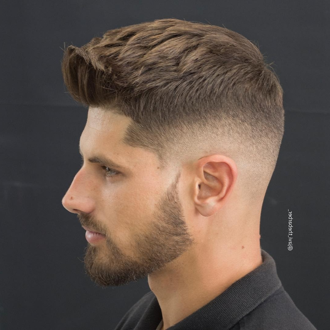 Photo Gallery Of Wedding Hairstyles For Men Viewing 8 Of 15 Photos