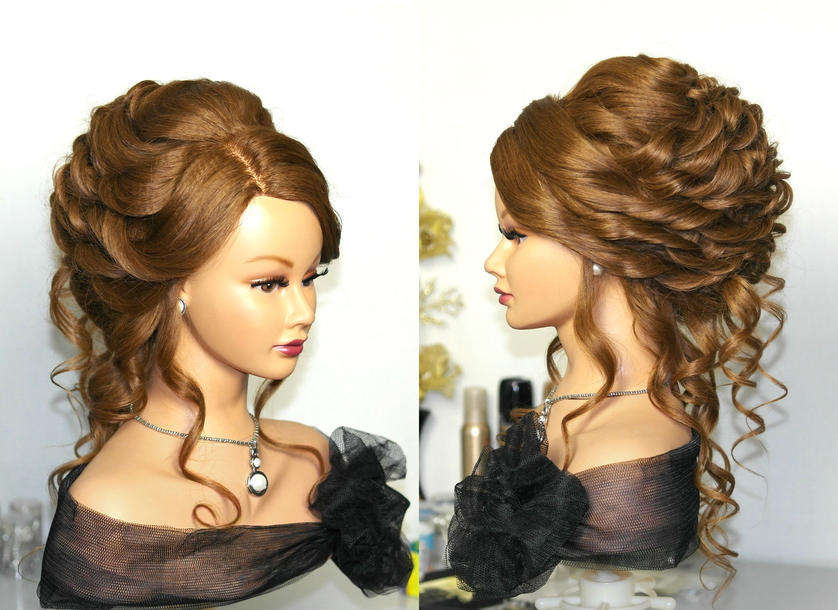 Newest Creative And Elegant Wedding Hairstyles For Long Hair Within Wdding Hairdos For Long Hair Elegant Wedding Hairstyles For Long (View 7 of 15)