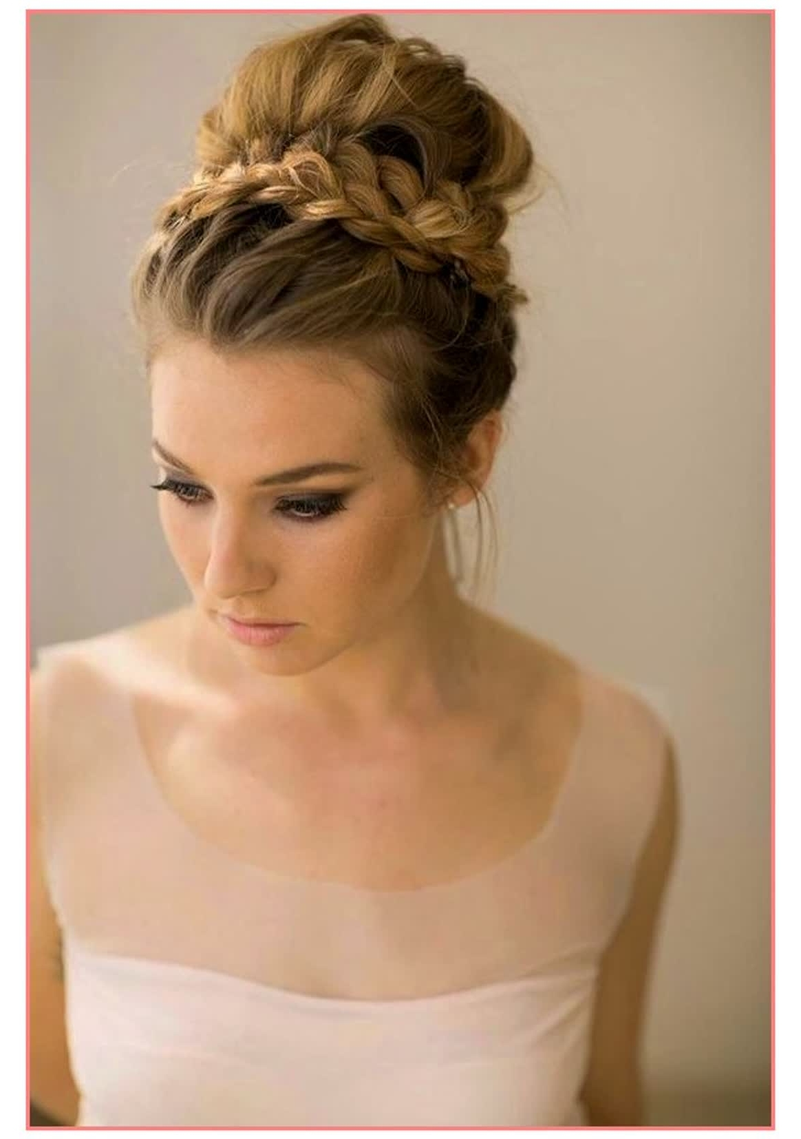 Newest Easy Wedding Guest Hairstyles For Short Hair Intended For Marvelous Wedding Guest Hair Styles Ideas Hairstyles For Medium (View 11 of 15)