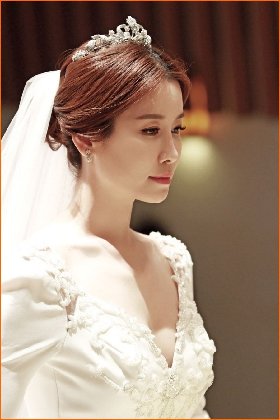 Newest Korean Wedding Hairstyles For Korean Wedding Hairstyle Inspiration 2018 (4) – Hairstyles, Easy (View 9 of 15)