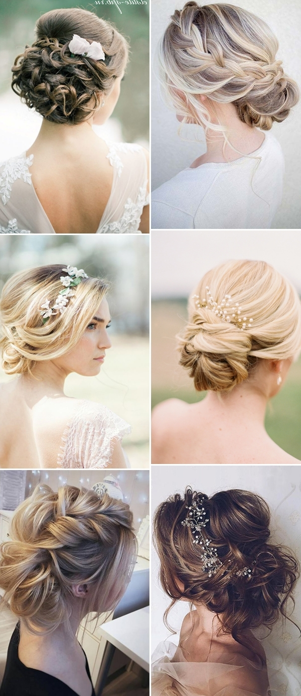 Newest Wedding Hairstyles For Young Bridesmaids Inside 2017 New Wedding Hairstyles For Brides And Flower Girls – Stylish (View 12 of 15)