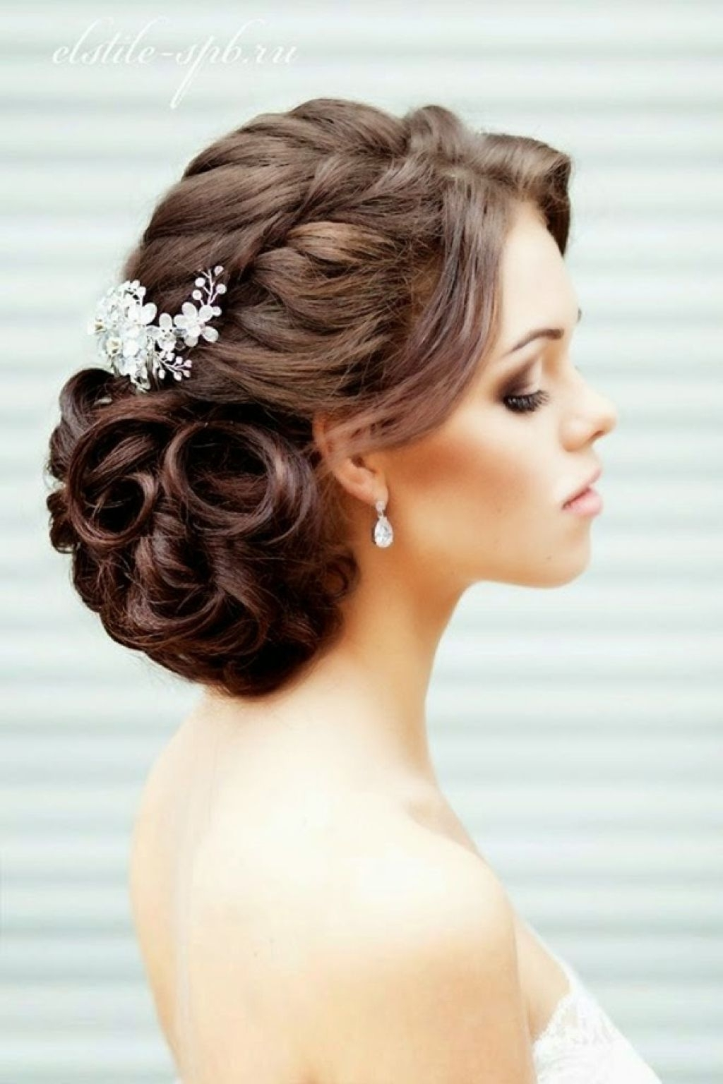 Newest Wedding Hairstyles Up For Long Hair Pertaining To 3 Easy Updo Hairstyles For Long Hair Hairstyle Tips Bridesmaid (View 10 of 15)