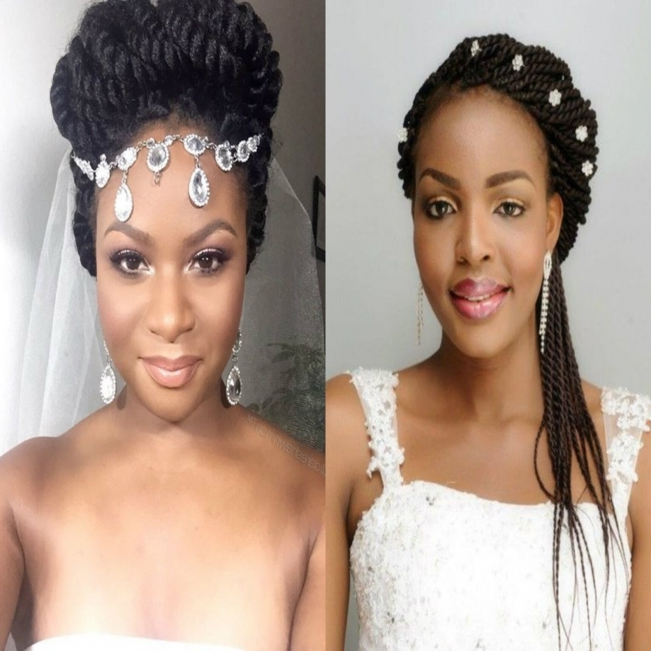 Newest Wedding Hairstyles With Box Braids Throughout Image Result For Boxer Braids Wedding Hairstyles Something (View 3 of 15)