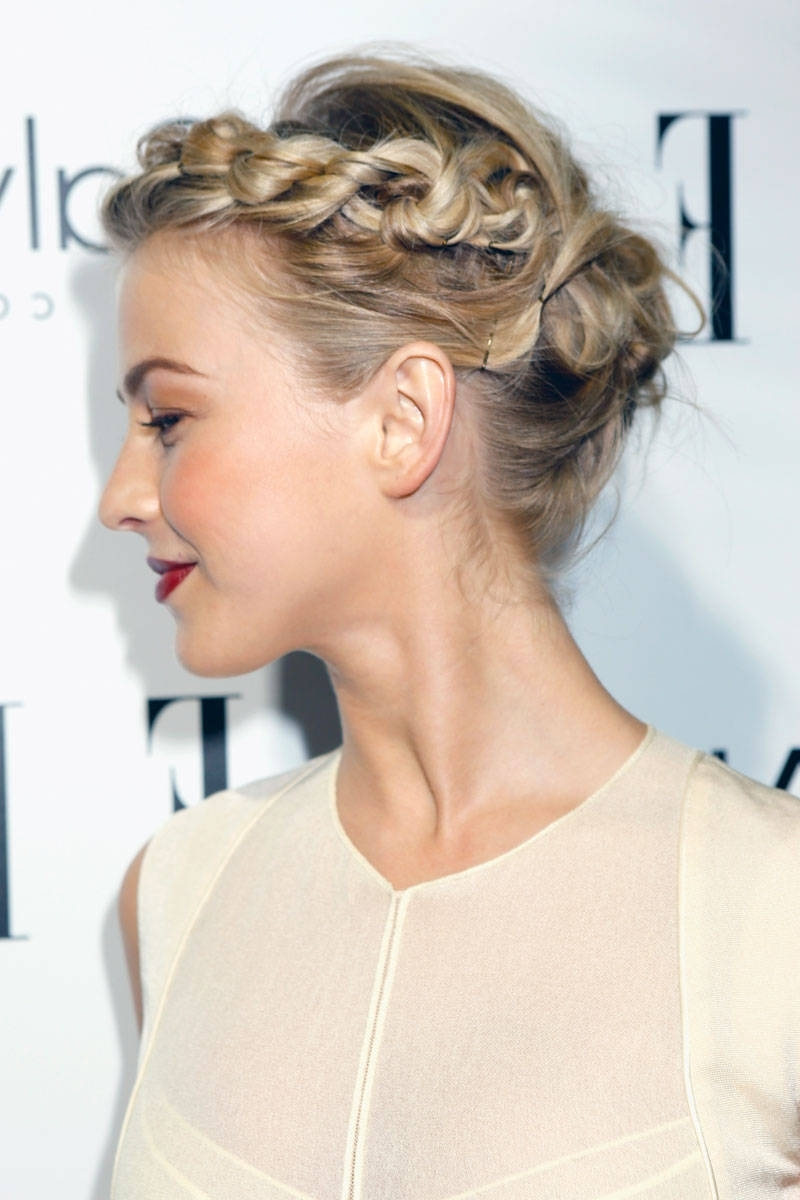 Pictures Of Wedding Hairstyles Guests Within 2017 Wedding Hairstyles For Guests (View 7 of 15)