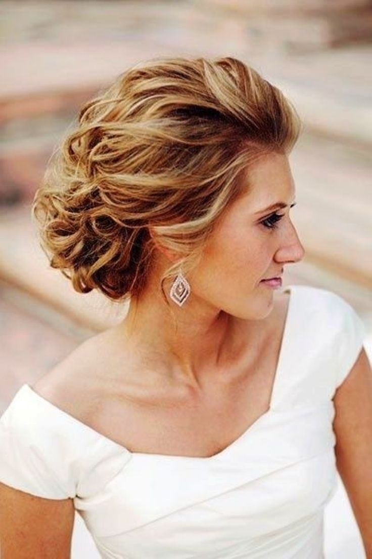 Featured Photo of Classic Wedding Hairstyles For Medium Length Hair